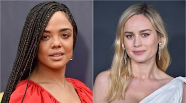 Fans Stand Up for Brie Larson and Tessa Thompson as Marvel Stars Defend Chris Pratt