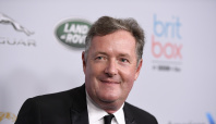 Piers Morgan warns of long COVID effects as Lewis Hamilton suffers symptoms eight months on
