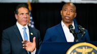 Andrew Cuomo, Eric Adams meet amid deadly 24 hours in NYC