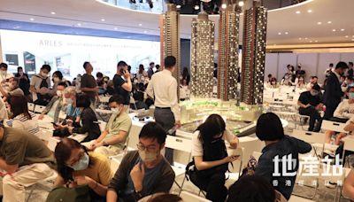 星凱‧堤岸次輪抽籤結果公布!截收26906個認購登記 - 香港經濟日報 - 地產站 - 新盤消息 - 新盤新聞