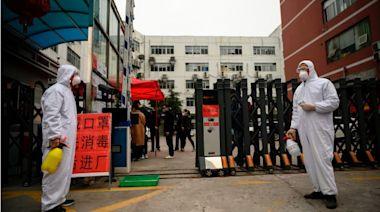 深圳東莞最新通告 疫情外燒籲市民勿出門(圖) - - 大陸時政