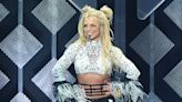 Britney Spears praises herself over weight loss: 'It's nice to finally see some results'
