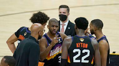 NBA/傳保羅可能不執行選項 重新與太陽簽訂合約