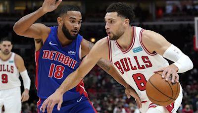 NBA公牛勝活塞 2016年以來首次開季3連勝
