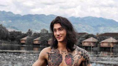 挺身發言批軍警 緬甸知名帥壯男模驚傳被失蹤
