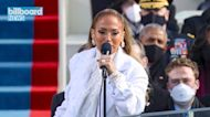 Jennifer Lopez Gives Moving Performance at Joe Biden and Kamala Harris' Inauguration | Billboard News