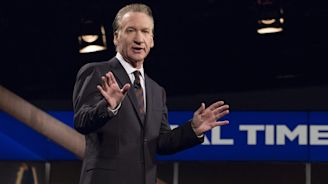 Maher says Trump is still trying to wield power of the (Sharpie) pen