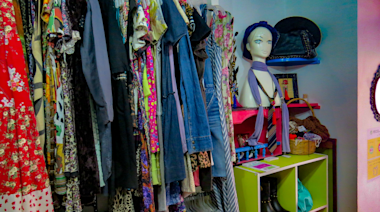 Fashionista's Insider Guide to Thrift Shopping in Mexico City