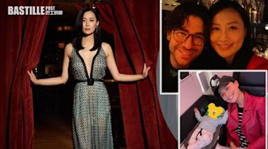 產後兩個月極速修身 38歲陳法拉「中門大開」晒性感   娛圈事