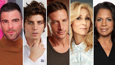 Zachary Quinto, Lukas Gage, Simon Rex, Judith Light & Audra McDonald Lead FilmNation's 'Down Low'