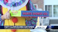 Hurts Donuts Halloween Jump scare deliveries