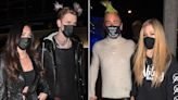 Megan Fox and Machine Gun Kelly Enjoy a Double Date Night with Avril Lavigne and Mod Sun
