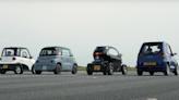 (影片)屬於電動都會小車的 0-400 直線加速賽!速度像是慢動作 - 自由電子報汽車頻道