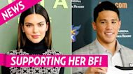 Kendall Jenner Supports BF Devin Booker After Olympic Gold Medal Finish