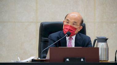 雙北3級警戒滿月 蘇貞昌:疫情往好方向進行 仍不能鬆懈