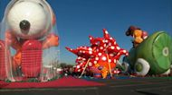 Macy's unveils new character balloons for the 93rd Macy's Thanksgiving Day Parade