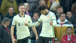 Salah nets double, extends Liverpool's lead to 4-0