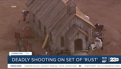 Deadly shooting on set of 'Rust'