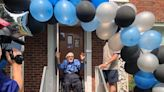 104-year-old World War II veteran, dentist Frank 'Doc' Willard celebrates birthday