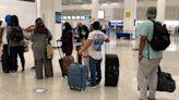 Houston travelers navigate airline, rental car challenges