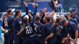 USA vs. Japan softball time, channel, TV schedule to watch 2021 Olympic gold-medal game