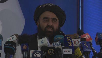 阿富汗塔利班代理外長要求出席聯合國大會發言