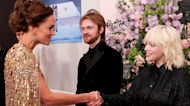 Billie Eilish Beams Meeting Kate Middleton & Prince William At James Bond Premiere