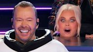 Jenny McCarthy Totally Floored After Husband Donnie Wahlberg's Reveal on 'The Masked Singer'