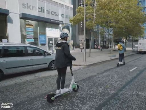 巴黎有行人被電動滑板車撞倒後身亡