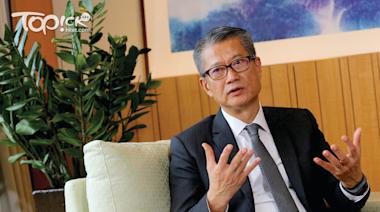 【經濟預測】陳茂波料來年經濟增長逾5.5% 冀首期電子消費券激活市場 - 香港經濟日報 - TOPick - 新聞 - 社會