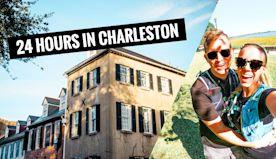24 Hours in Charleston, South Carolina // TRAVEL VLOG