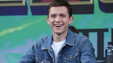 Tom Holland Is Probably Pranking Us About 'Spider-Man 3'