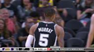 Game Recap: Lakers 125, Spurs 121