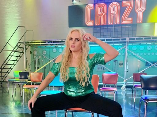 Rebel Wilson Recreates Britney Spears' '(You Drive Me) Crazy' Music Video for New Netflix Movie