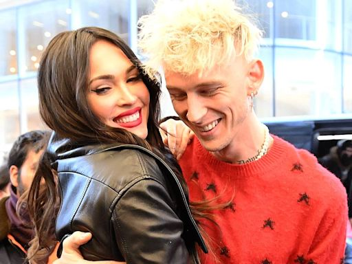 Inside Megan Fox and Machine Gun Kelly's Achingly Beautiful Romance