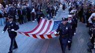 9/11 20th anniversary marked in the US