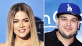 Khloé Kardashian Reveals Rob Is Dating Again As Blac Chyna Lawsuit Continues, Says He's 'Feeling Really Good About Himself'
