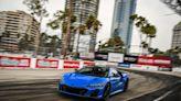 Record Breaker: Long Beach Blue Acura NSX Type S Sets New Long Beach Production Car Lap Record