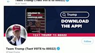 Twitter briefly restricts Trump campaign account