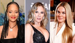 Rihanna Trolls Ramona Singer for Dissing Leah McSweeney's Clothing Line