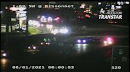 Fatal crash forces Southwest Freeway closure