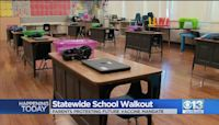 Statewide School Walkout Over Vaccine Mandate Planned