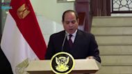 Egypt's Sisi ups pressure for Ethiopia dam deal