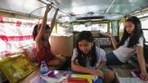 Asia Today: Remote learning begins in virus-hit Philippines