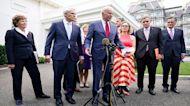 President Biden infrastructure plan on track after stall