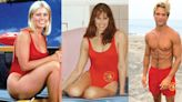 'Baywatch' stars pay tribute to the show's iconic red swimsuit, 30 years later: 'It's intimidating but empowering'