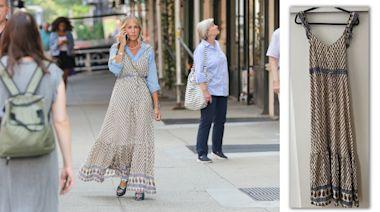 大哉問|《慾望》凱莉混搭Forever 21洋裝 遭時尚圈質疑「犯罪行為」 | 蘋果新聞網 | 蘋果日報