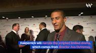 Netflix to Produce Series on Colin Kaepernick