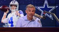 Colin Cowherd: 'Is it good decision for Cowboys to pay Dak if Dalton gets to the playoffs?'   THE HERD