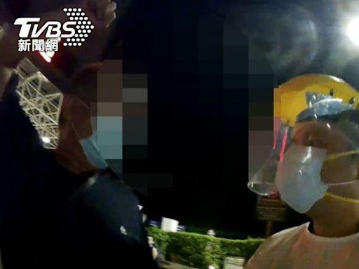 火神的眼淚真實版!消防員送醉男就醫 友擋車嗆「敗類」│TVBS新聞網
